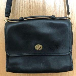 Authentic Coach bag purse tote crossbody